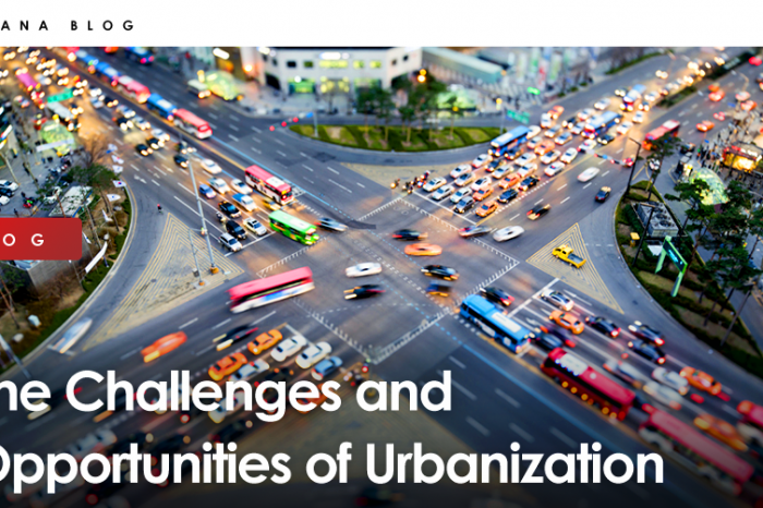 The Challenges and Opportunities of Urbanisation