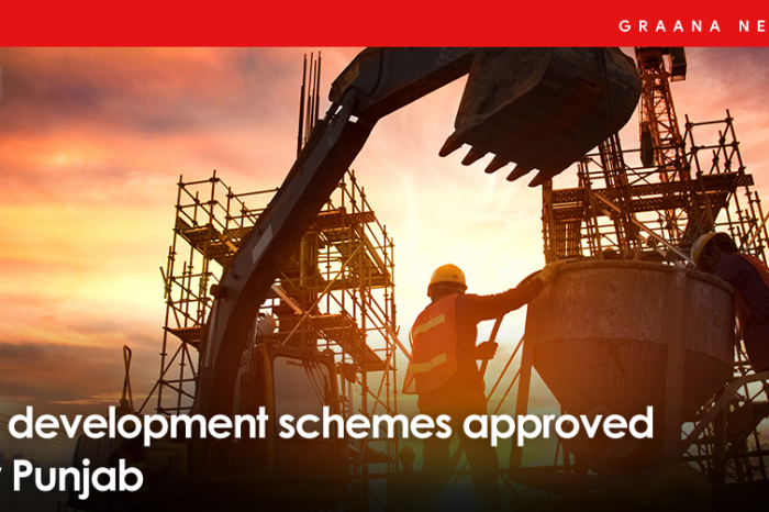10 development schemes approved for Punjab