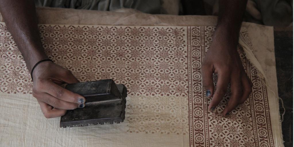 Ajrakhandicraft of pakistan