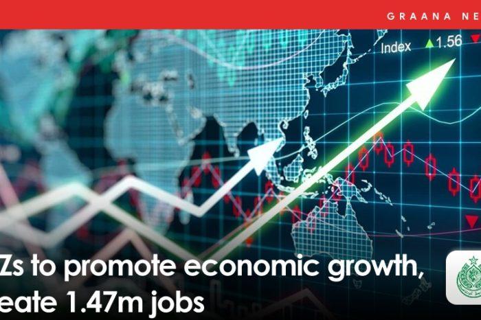 SEZs to promote economic growth, create 1.47m jobs