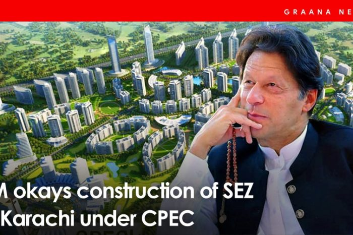 PM okays construction of SEZ in Karachi under CPEC