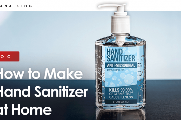 How to Make Hand Sanitizer at Home?