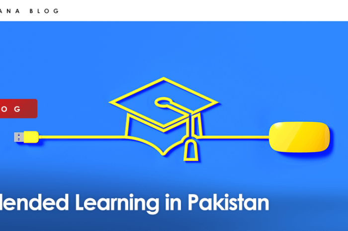 Blended Learning in Pakistan