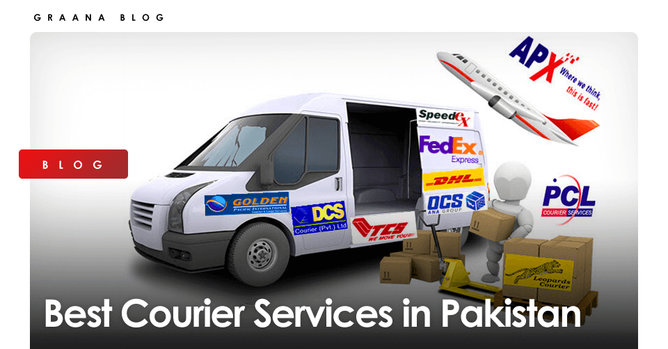 Courier services in Pakistan