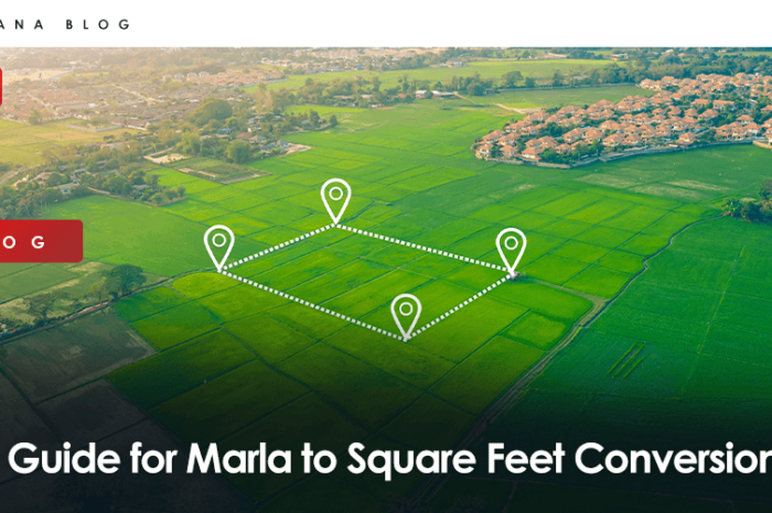A Guide for Marla to Square Feet Conversion