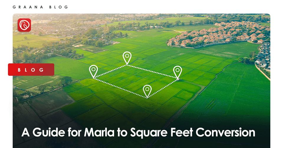 Marla to Square Feet Conversion