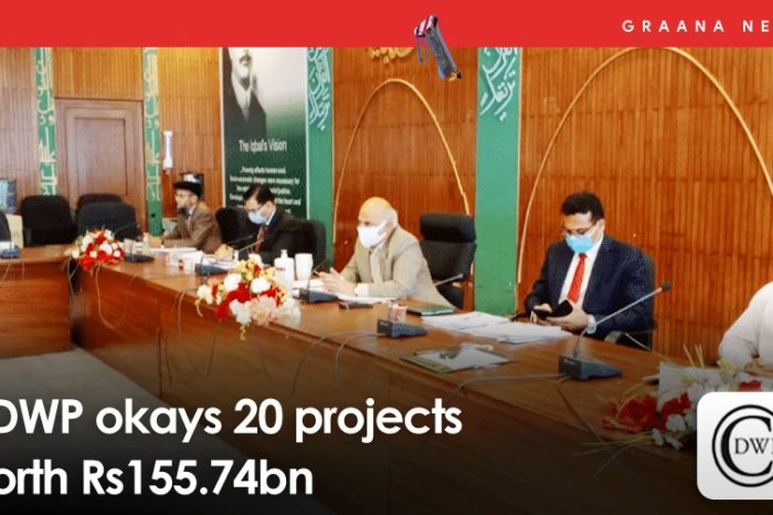 CDWP okays 20 projects worth Rs 155.74bn