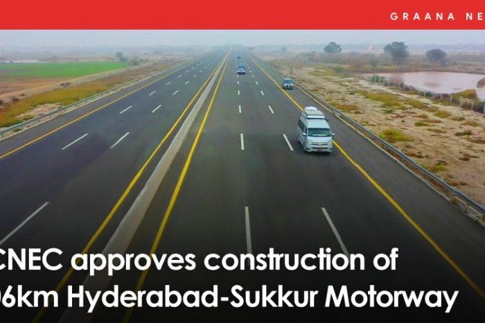 ECNEC approves construction of 306km Hyderabad-Sukkur Motorway