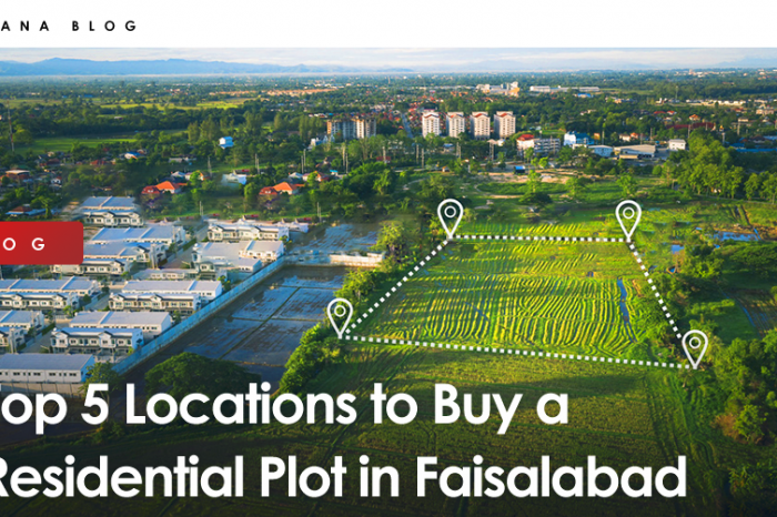Top 5 Locations to Buy a Residential Plot in Faisalabad