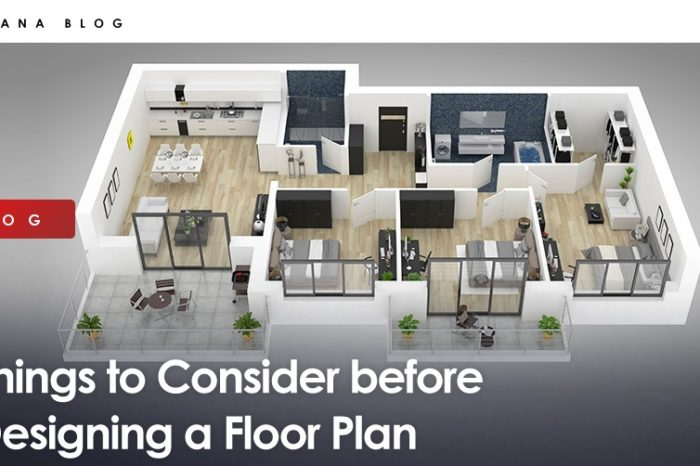 Things to Consider Before Designing a Floor Plan