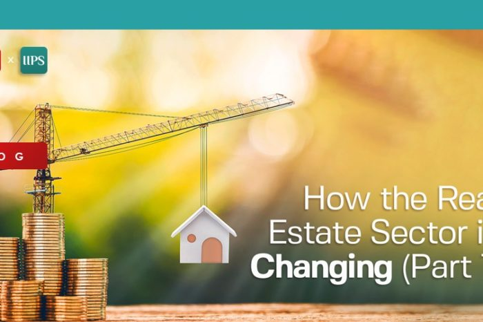 How the Real Estate Sector is Changing (Part 1)