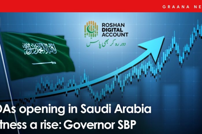 RDAs opening in Saudi Arabia witness a rise: Governor SBP