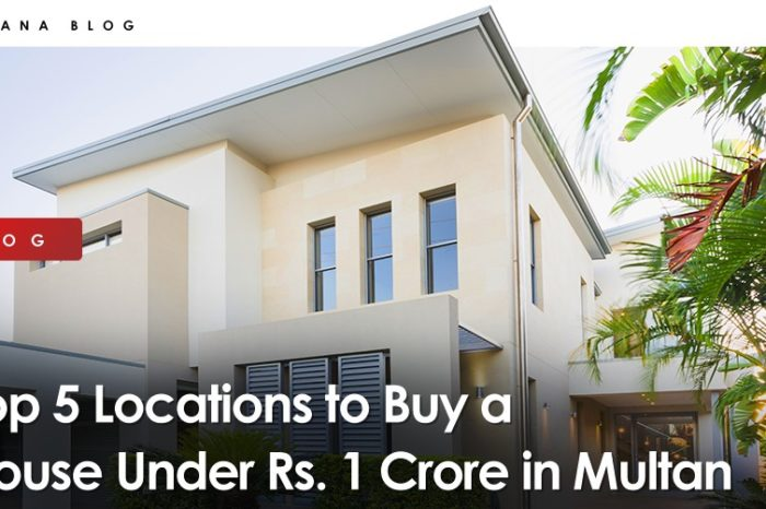 Top 5 Locations to Buy a House Under Rs. 1 Crore in Multan