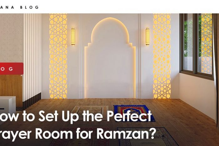 How to Set Up the Perfect Prayer Room for Ramzan?