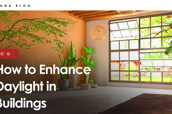 How to Enhance Daylight in Buildings