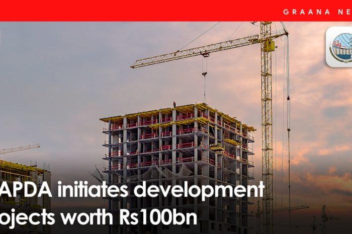 WAPDA initiates development projects worth Rs100bn