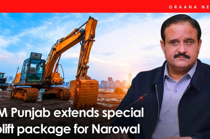 CM Punjab extends special uplift package for Narowal