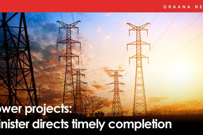 Power projects: Minister directs timely completion