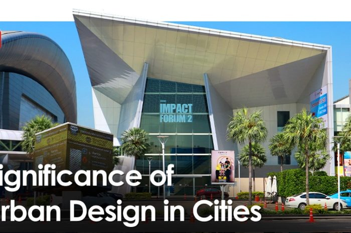 Significance of Urban Design in Cities