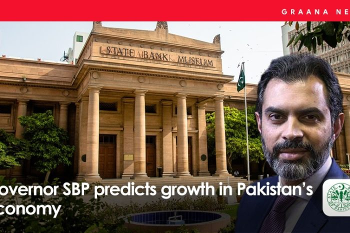 Governor SBP predicts growth in Pakistan's economy