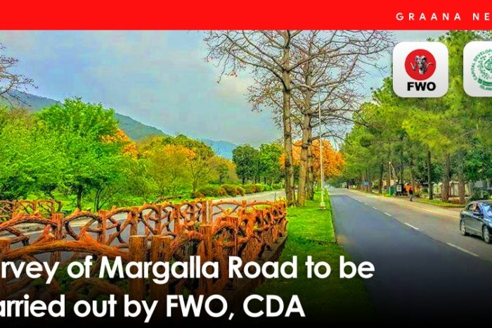 Survey of Margalla Road to be carried out by FWO, CDA
