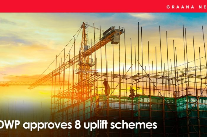 PDWP approves 8 uplift schemes