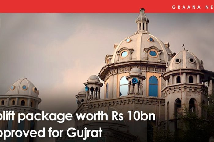 Uplift package worth Rs 10bn approved for Gujrat