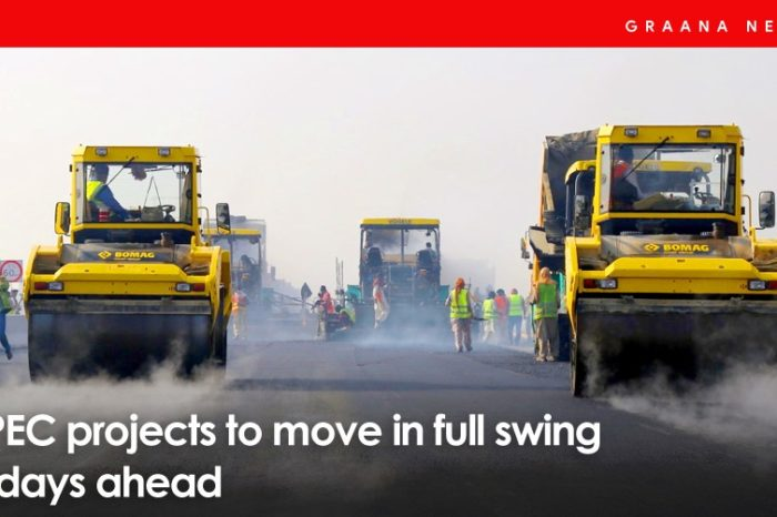 CPEC projects to move in full swing in days ahead