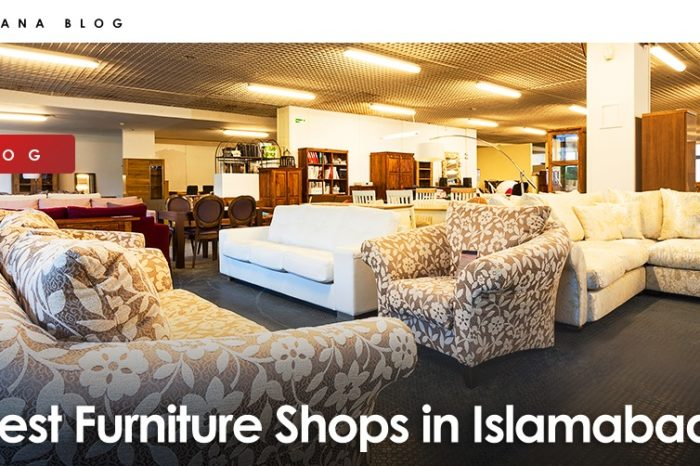 Best Furniture Shops in Islamabad