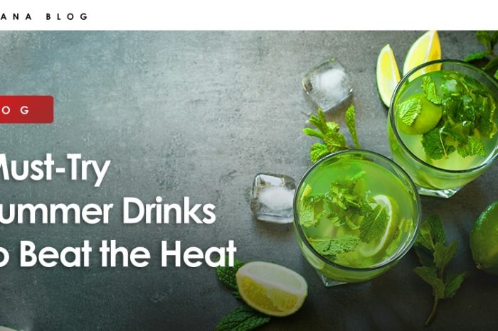 Must-Try Summer Drinks to Beat the Heat