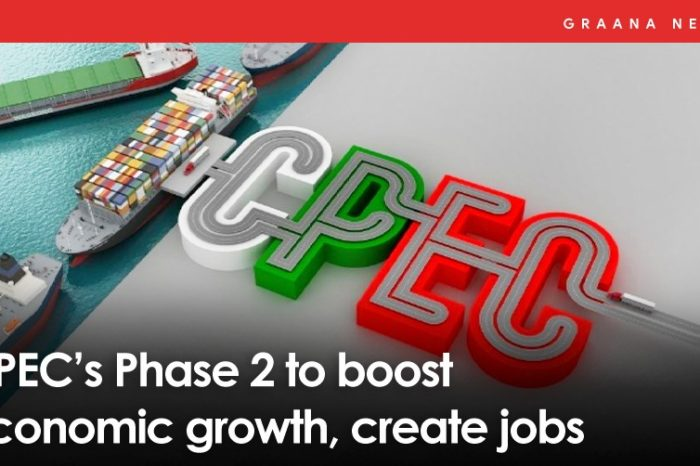 CPEC's Phase 2 to boost economic growth, create jobs