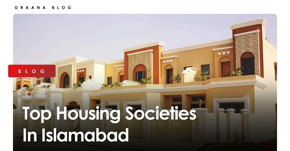 Housing societies in Islamabadd