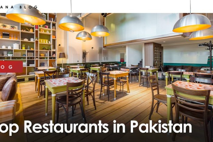 Top Restaurants in Pakistan