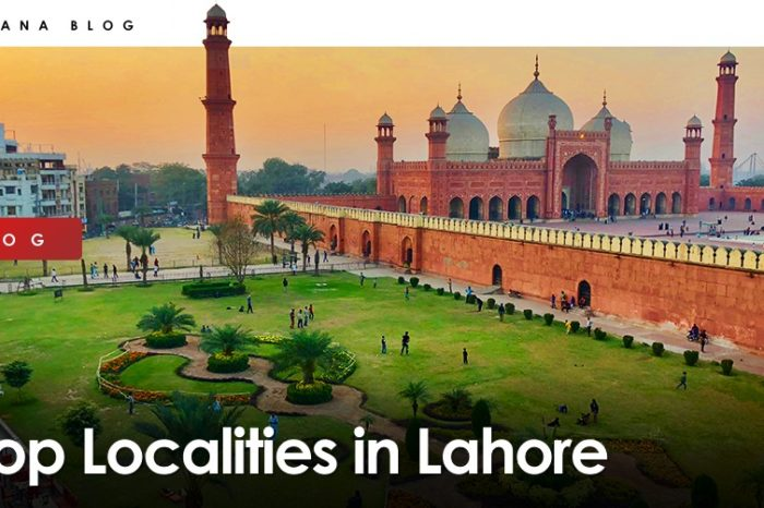 Top Localities to Buy a House in Lahore