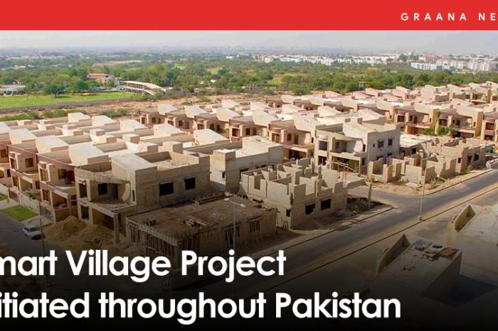 Smart Village Project initiated throughout Pakistan