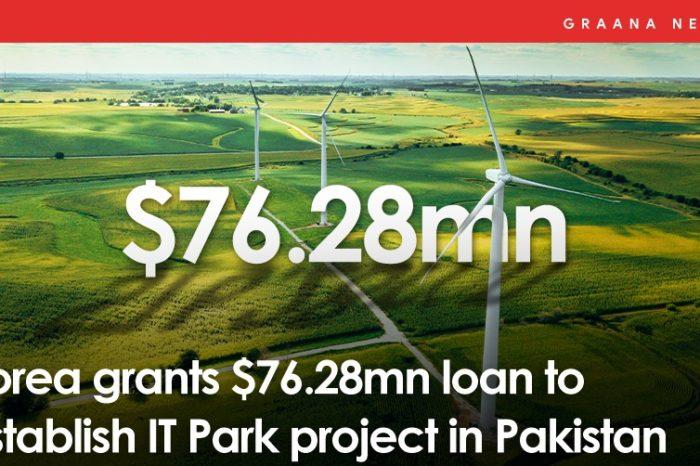 Korea grants $76.28mn loan to establish IT Park project in Pakistan