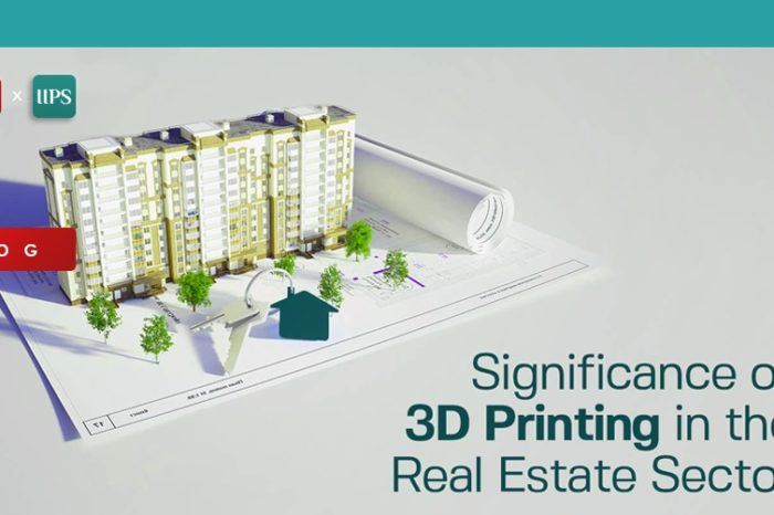The Significance of 3D Printing in the Real Estate Sector
