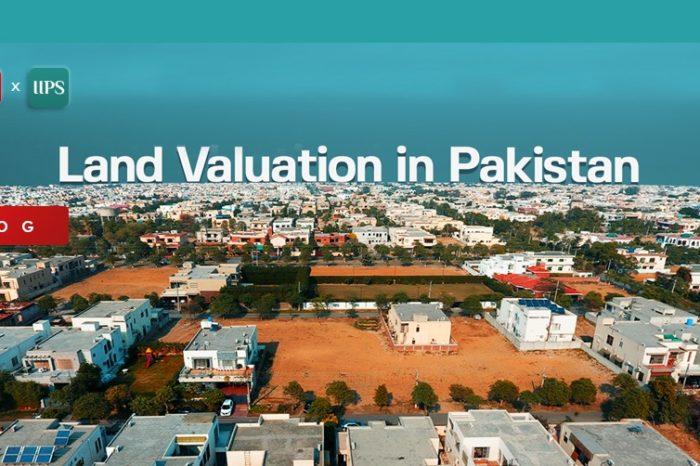 Land Valuation in Pakistan