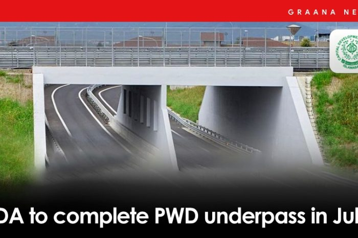 CDA to complete PWD underpass in July