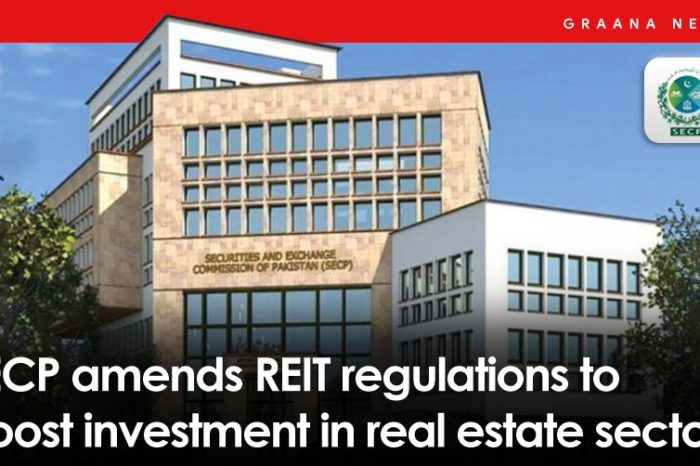 SECP amends REIT regulations to boost investment in real estate sector