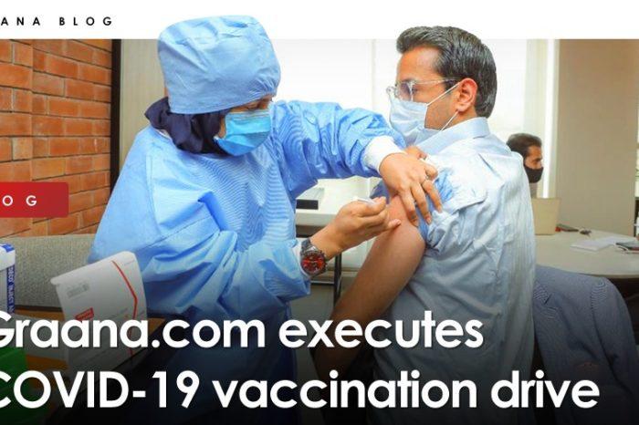 Graana.com executes COVID-19 vaccination drive