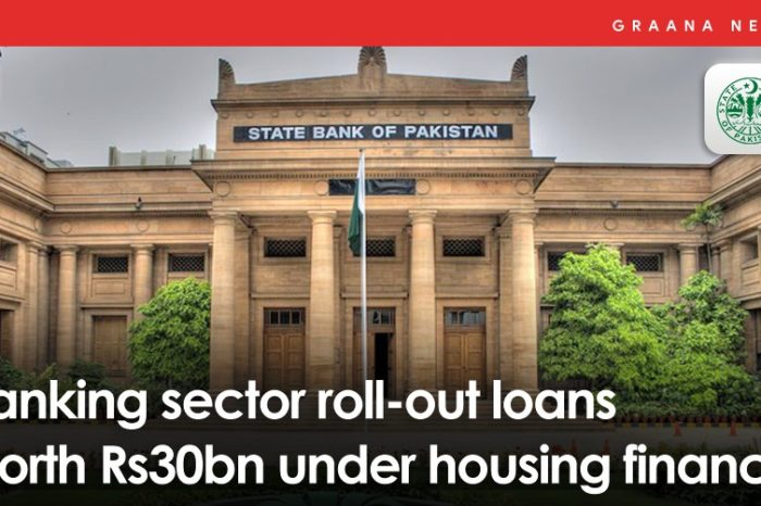 Banking sector roll-out loans worth Rs30bn under housing finance