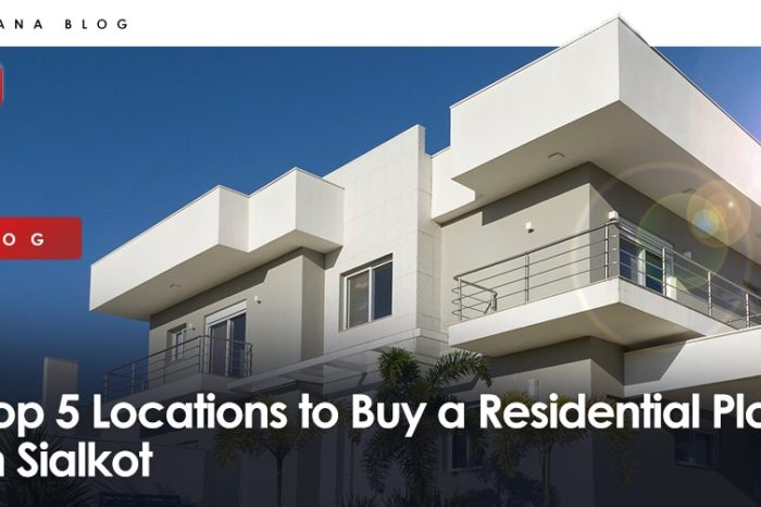 Top 5 Locations to Buy a Residential Plot in Sialkot