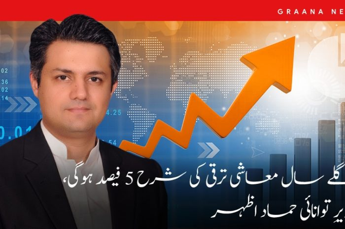 اگلے سال معاشی ترقی کی شرح 5 فیصد ہوگی، وزیرِ توانائی حماد اظہر