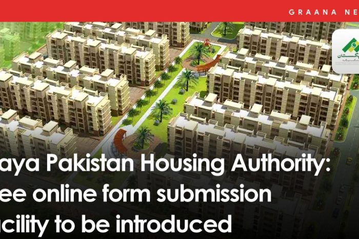 Naya Pakistan Housing Authority: Free online form submission facility to be introduced