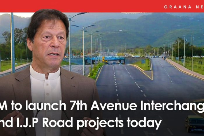 PM to launch 7th Avenue Interchange and I.J.P Road projects today