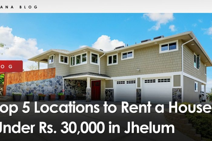 Top 5 Locations to Rent a House under Rs.30,000 in Jhelum