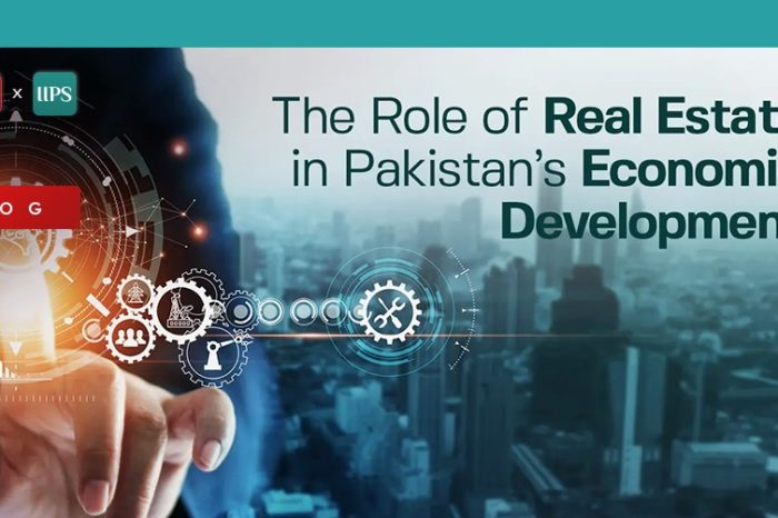 The Role of Real Estate in Pakistan's Economic Development