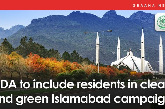 CDA to include residents in clean and green Islamabad campaign