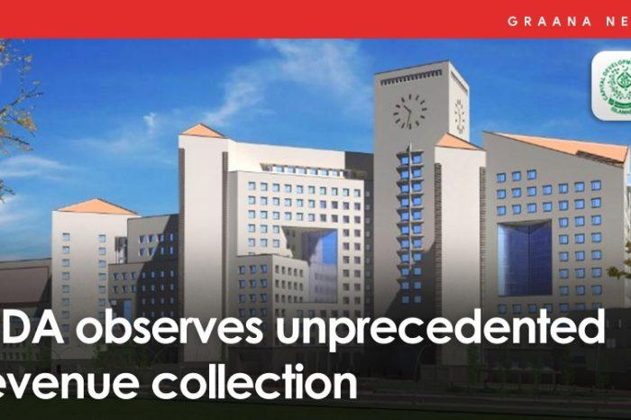 CDA observes unprecedented revenue collection